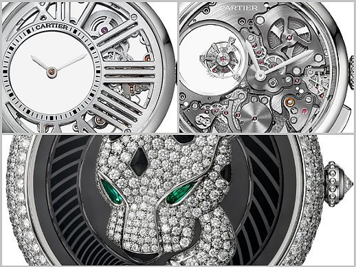 Cartier - A mystery, a skeleton and the ubiquitous panther
