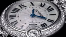 Ballon Blanc de Cartier, white gold