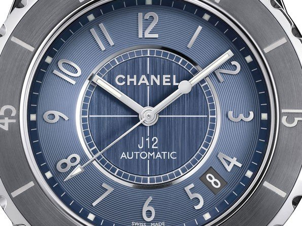 Chanel - J12-G.10 Chromatic et J12-G.10 Chromatic Bleue