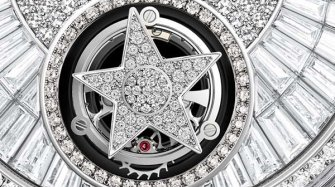 J12 Flying Tourbillon in 18K white gold and diamonds Trends and style