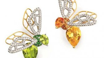 "Video. Chaumet presents ""Promenade Bucolique"""