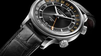 L.U.C GMT One or rose