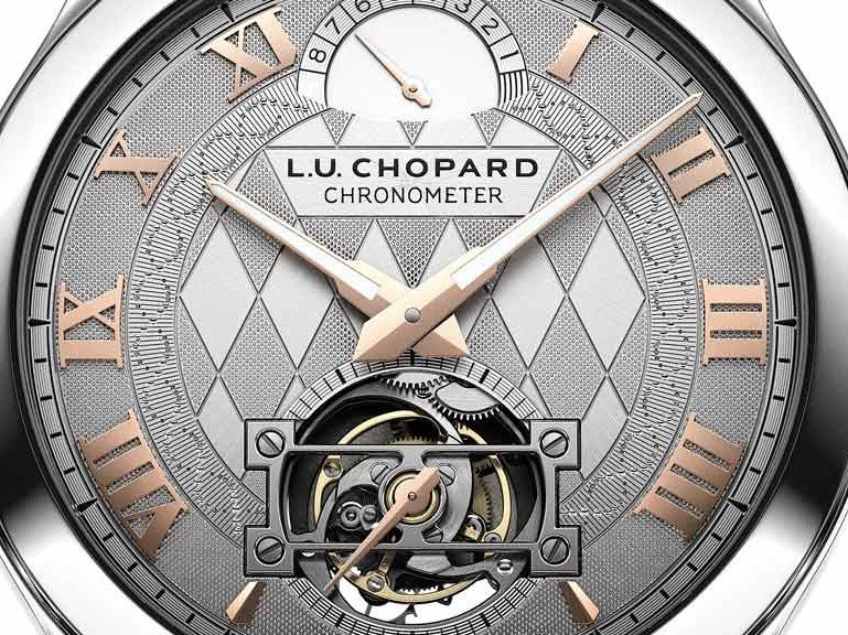 Chopard - L.U.C Tourbillon Only Watch 2013 Edition