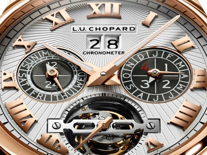 Chopard - At the GPHG 2013