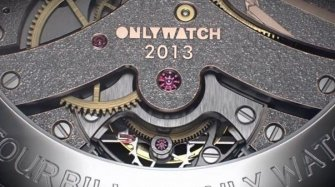 Video. L.U.C Tourbillon Only Watch 2013