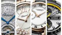 Baselworld 2014 : Tradition on the wrist – and motorsport on the mind