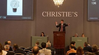 Christie's Geneva May watch sales results