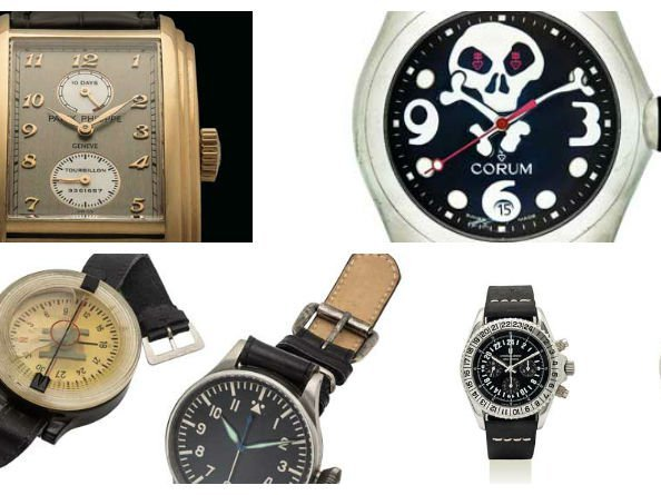 Watch auctions - Highlights at the upcoming Christie's Important Watch Sale in Dubai