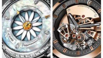 Baselworld 2014 : Queen Margot and King Maestoso