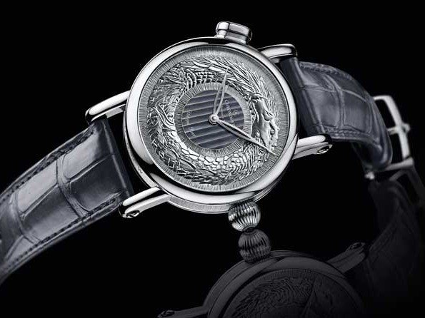 Chronoswiss - The story behind the Ouroboros unique piece for Only Watch 2015