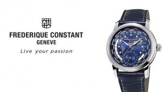 Win a Frédérique Constant watch Arts and culture