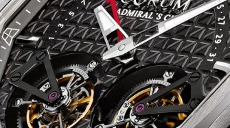 Admiral's Cup AC-One 45 Double Tourbillon Trends and style