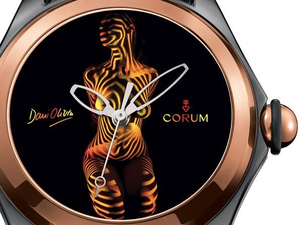 Corum - Bubble Dani Olivier