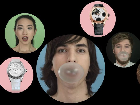 Corum - Video. Bubble 2016