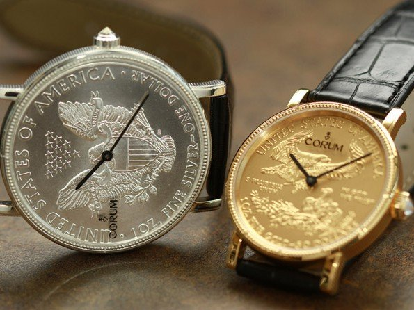 Corum - Coin Watch 50th Anniversary