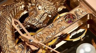 Golden Bridge Dragon Style & Tendance