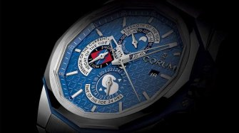 Corum Admiral's Cup One 45 Tides Trends and style
