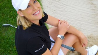 La golfeuse américaine Cristie Kerr rejoint le team Richard Mille