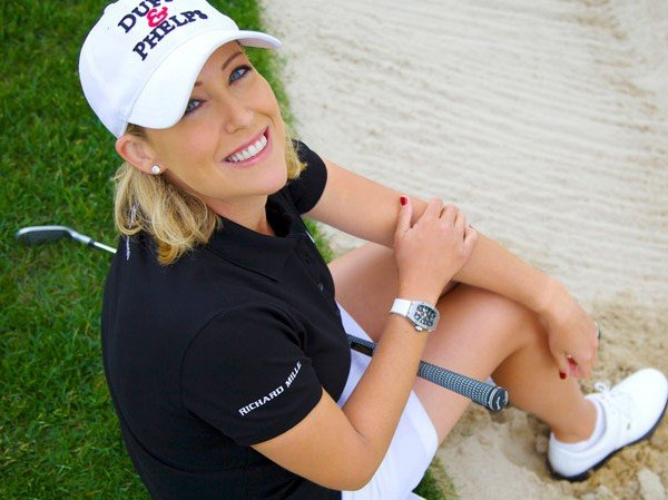 Richard Mille - La golfeuse américaine Cristie Kerr rejoint le team Richard Mille