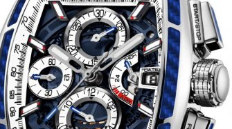 Chrono II LB 76 Limited Edition