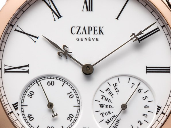 Czapek & Cie - Spot the difference: Quai des Bergues 33bis