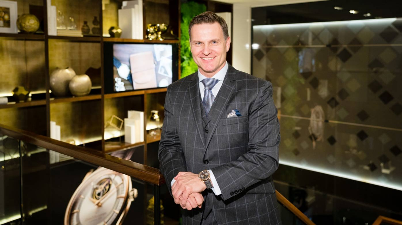 Carl F. Bucherer - Interview with Sascha Moeri, CEO