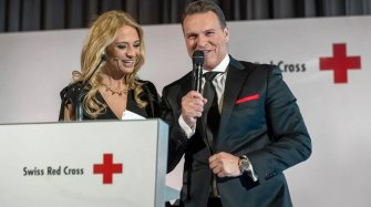 Red Cross Gala Auctions and vintage