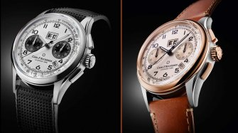 Heritage Chrono BiCompax Annual  Trends and style