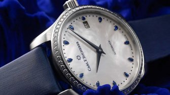 Manero AutoDate Bucherer Blue Trends and style