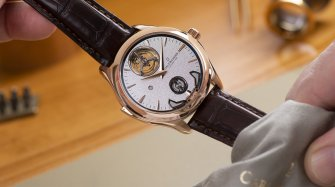 Introducing the Manero Minute Repeater Symphony