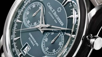 Carl F. Bucherer closes ranks Trends and style
