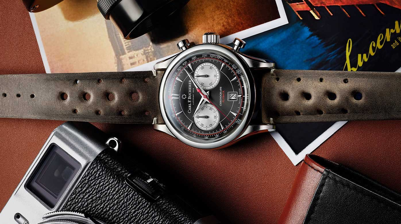 Carl F. Bucherer - Manero Flyback