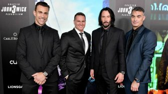 The Manero watches in the John Wick chapter 3 – Parabellum movie Events