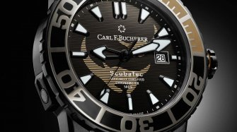 Carl F. Bucherer Patravi ScubaTec Manta Trust  Trends and style