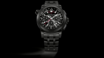 Travel and the Carl F. Bucherer Patravi TravelTec Black