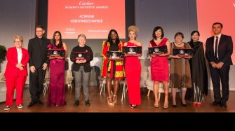 Cartier Women's Initiative Awards 2018 laureates Arts and culture