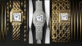 Panthère de Cartier Trends and style