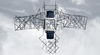 The new Santos-Dumont watch Trends and style