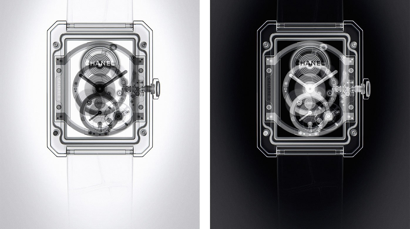 Chanel - Minority stake in Montres Journe SA