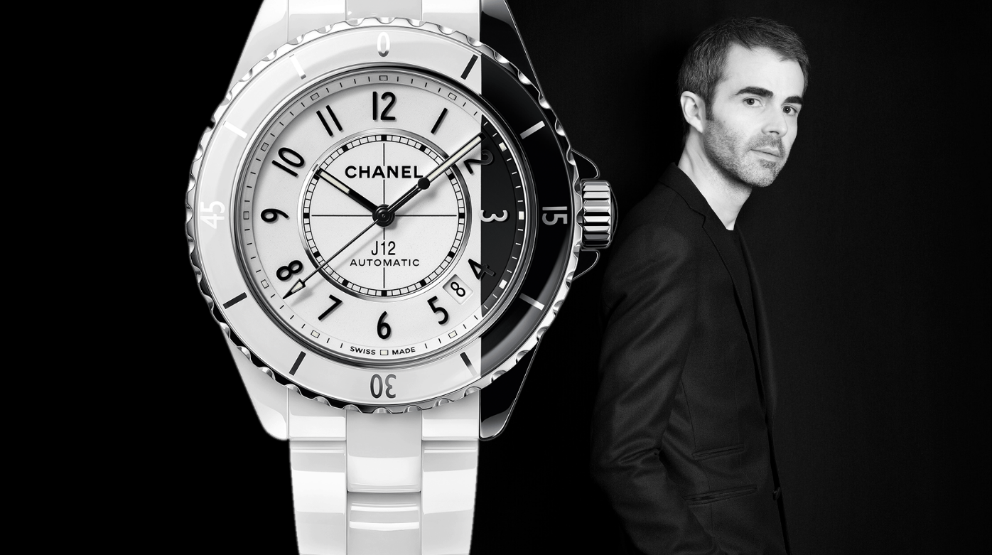Chanel - L'interview d'Arnaud Chastaingt, partie 1