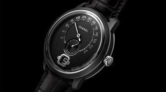Monsieur de Chanel Black Edition Trends and style