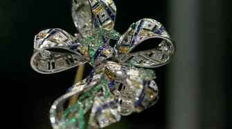 High Jewellery pieces showcase