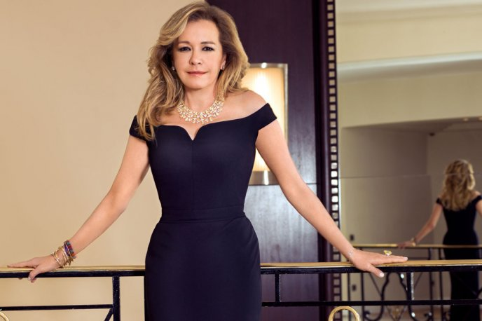 Caroline Scheufele: Co-President of Chopard