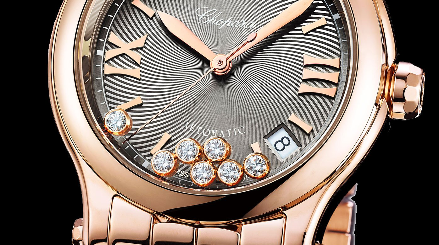 Chopard - Happy Diamonds