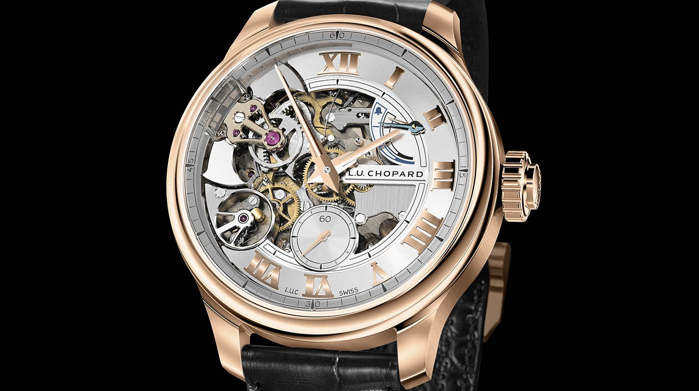 Chopard - The L.U.C Full Strike, GPHG queen