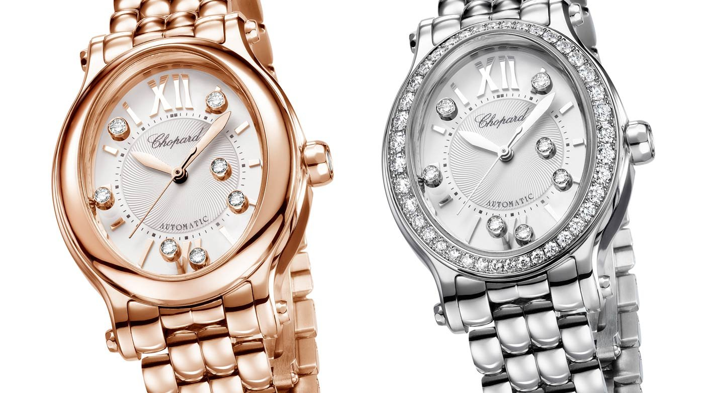 Chopard - Happy Sport Oval