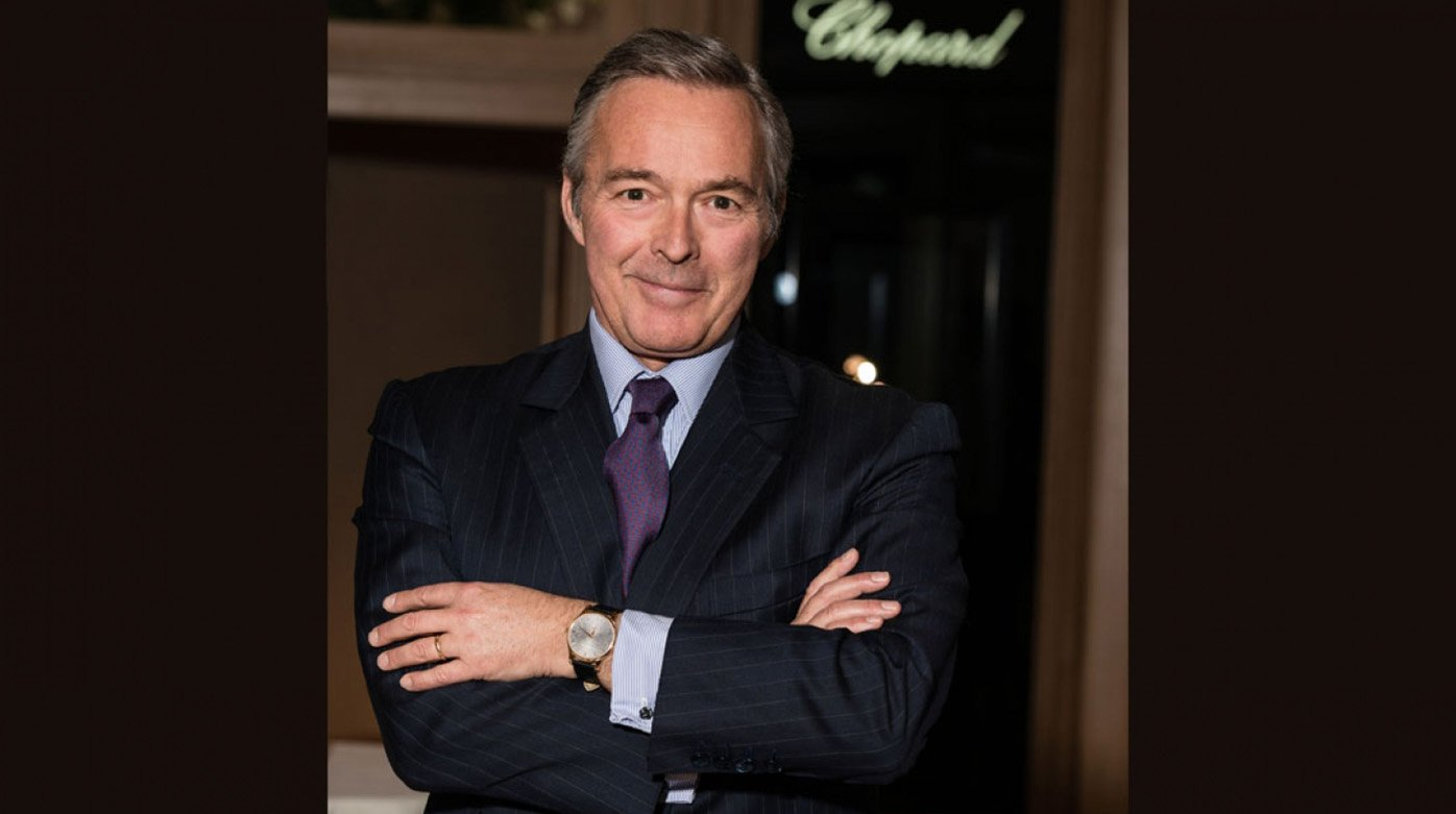 Chopard - Interview de Karl-Friedrich Scheufele