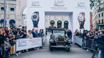 15th Edition of L.U.C Classic Weekend Rally in Moscow Sport