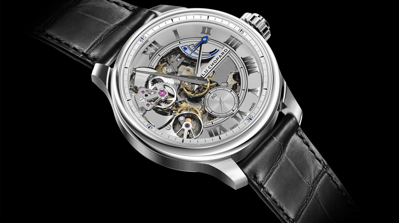 Chopard - L.U.C Full Strike, white gold