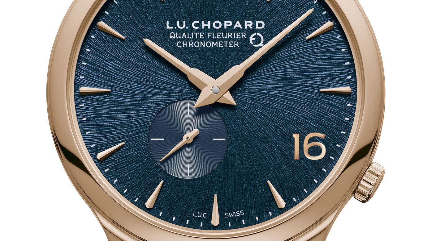 Chopard - L.U.C XPS Twist QF Fairmined unique piece